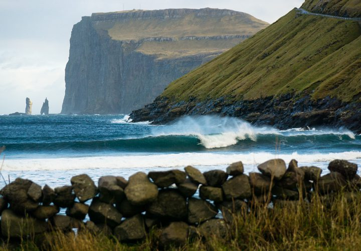 Серфинг на Фарерских островах «Faroes: The Outpost, Vol 2»